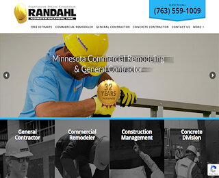 randahlconstruction.com