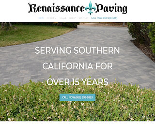Driveway Pavers Sierra Madre