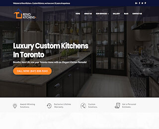 Luxury Custom Kitchens In Toronto