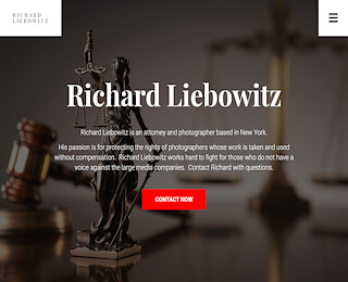 Richard Liebowitz copyright attorney