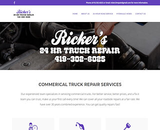24 Hour Truck Repair Ohio