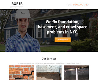 Bronx Foundation Repair
