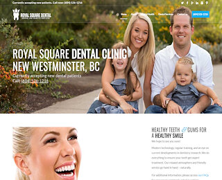 Dentist New Westminster