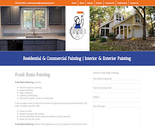 Exterior Painting West Hartford