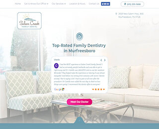 salemcreekfamilydental.com