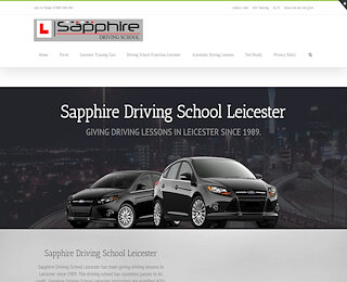 Automatic Driving Lessons Leicester