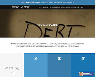 SBA loan debt lawyer