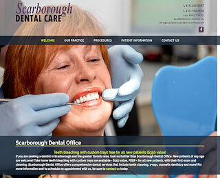 Scarborough Dentist