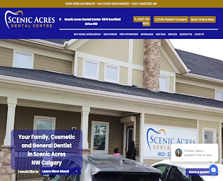 NW Calgary Sedation Dentist