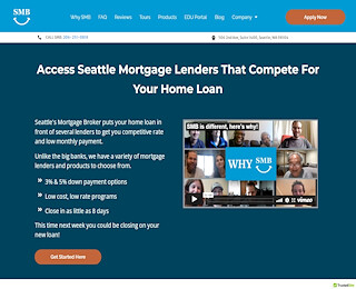 Seattle Mortgage Lenders