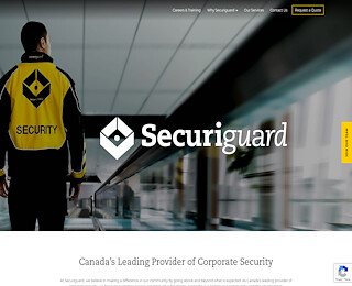 Security guard service Vancouver