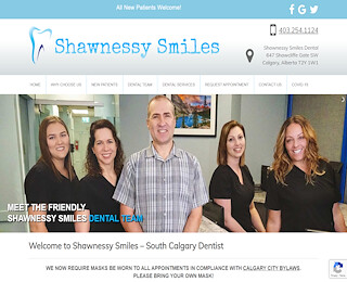 SW Calgary Dental Implants