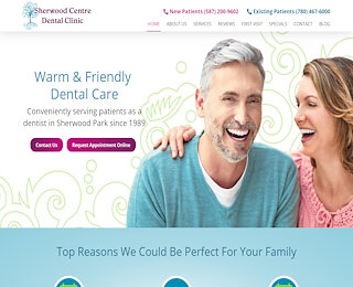 Dentist Sherwood Park