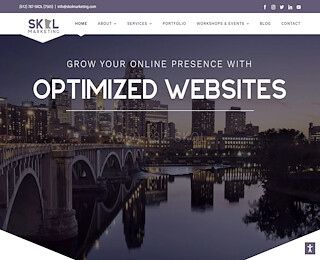 twin cities web development - skolmarketing com