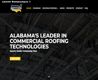 Commercial Roofing Contractor AL