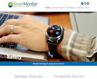 Smartwatch For Seizures