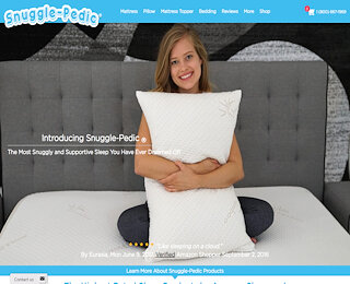 snugglepedic.com