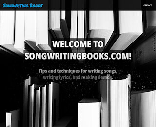 songwritingbooks.com