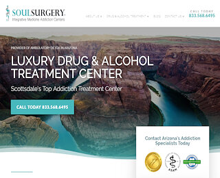 Drug And Alcohol Rehabilitation Centers Scottsdale