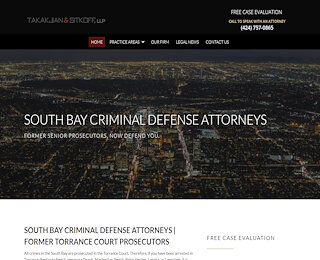 criminal defense lawyer Manhattan Beach