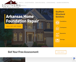 Foundation Repair Little Rock Ar