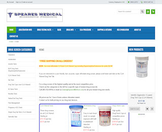 spearesmedical.com