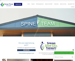 Spokane Neck And Back Pain Specialist