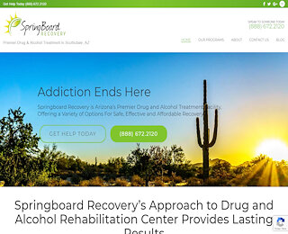 Drug Alcohol Treatment Center Scottsdale