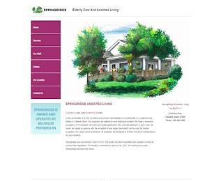 springridgeassistedliving.com