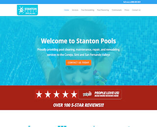 Pool Service Simi Valley
