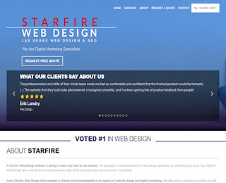 starfirewebdesign.com