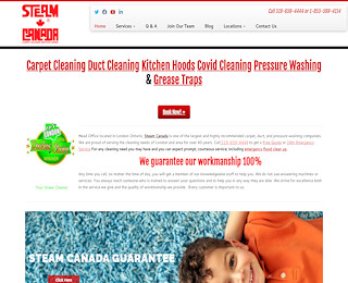 Grease Trap Cleaning Ontario