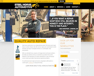 Auto Repair Shops London Ontario