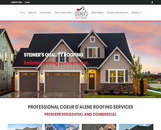 Roofing Contractors North Idaho