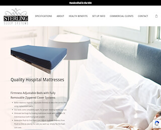 Hospital Bed Mattress Topper