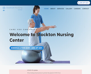 Nursing Homes Stockton