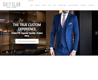 Custom Suits Nyc