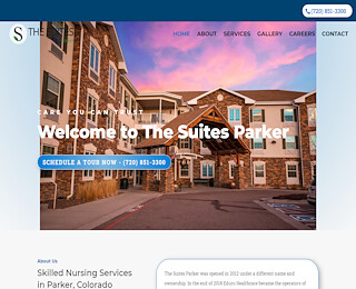 Skilled Nursing Facility Parker Co
