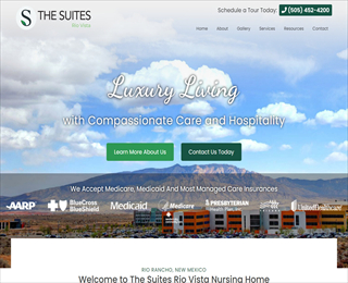 skilled nursing facility Albuquerque