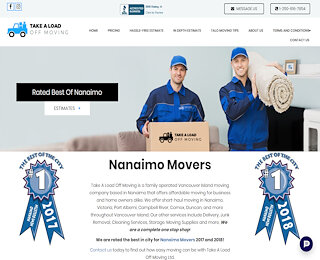 Nanaimo Movers Services