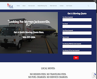Jacksonville Beach moving companies