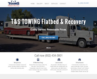 Towing Company Near Me Phoenix