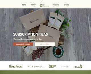 Best Subscription Tea Box
