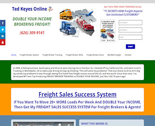 Freight Agent Trainer