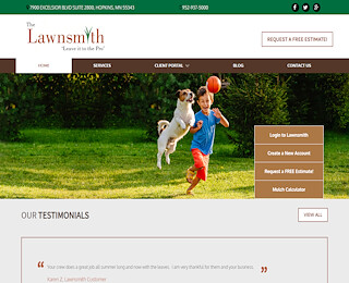 the-lawnsmith.com