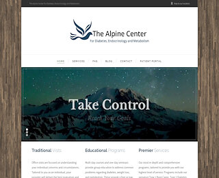 thealpinecenter.com