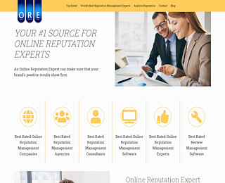 Your Expert for Online Reputation Management