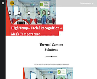 Thermal Camera for Clinic