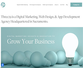 marketing agency Sacramento