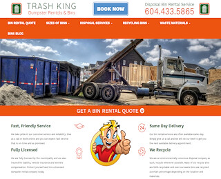 Bin Rental Maple Ridge